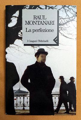 Raul Montanari, La perfezione, Ed. Feltrinelli, 1994