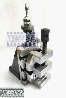 Vertical Milling Slide 4x5-100x125mm 88mm Steel Grinding Vice For Lathe