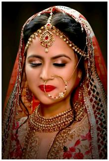 Bridal Make Up artist (Indian, Christine, Pakistani)