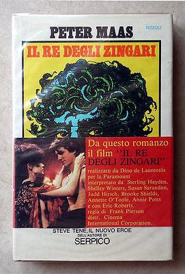 Peter Maas, Il Re degli Zingari, Ed. Rizzoli, 1976