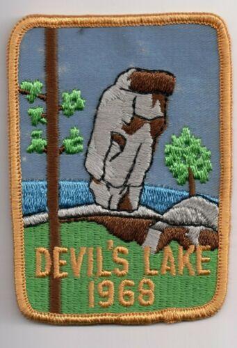 AE BSA Trail Patch, Devil