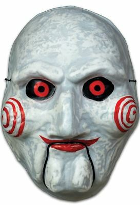 Saw Billy Mask (Trick or Treat Studios SAW Billy Puppet Vacuform Economy)