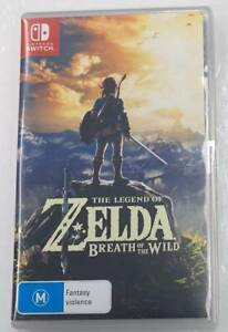 NINTENDO SWITCH THE LEGEND OF ZELDA GAME #239447 Morayfield Caboolture Area Preview