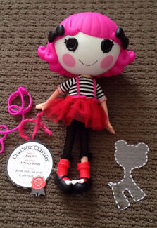 Charlotte charades Lalaloopsy- new, never played with Mount Barker Mount Barker Area Preview