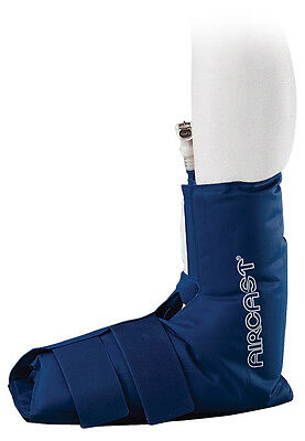 Aircast Ankle Cryo Cuff Wrap Hot Cold Therapy Compression Ic