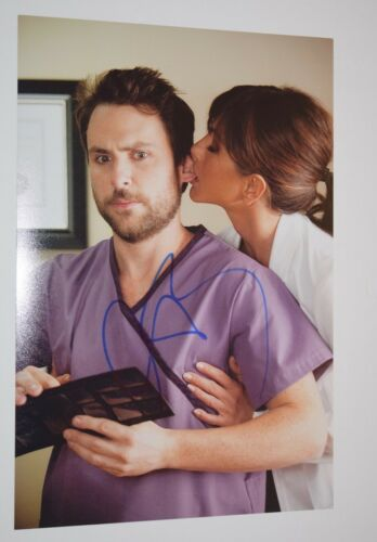 Charlie Day Signed Autographed 10X15 Photo IT'S ALWAYS SUNNY IN PHILADELPHIA COA