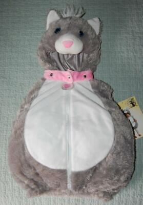 Kitty Baby Costume (NWT Spooky Night Plush Kitty Cat Infant / Baby Costume, 18 Months,)