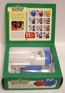 Hamilton Beach Sesame Street Cookie Monster Cookie Press Cordless 11 Discs NIB