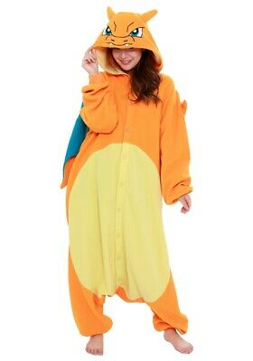 SAZAC POKEMON Charizard Kigurumi Halloween COSTUME