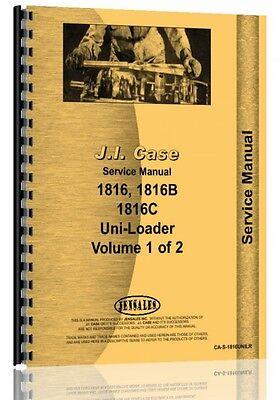 Case 1816 Uniloader Service Manual  Ca-s-1816unilr