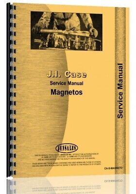 Service Manual Case American Bosch Magneto