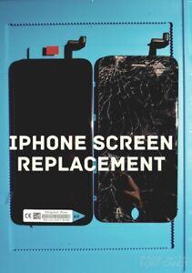 iPhone screen replacement repair North Brisbane