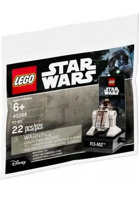 LEGO 40268 Star Wars R3-M2 Minifigure Polybag TRU Exclusive Force Friday New