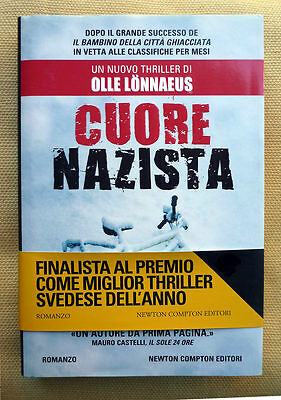 Olle Lönnaeus, Cuore nazista, Ed. Newton Compton, 2011