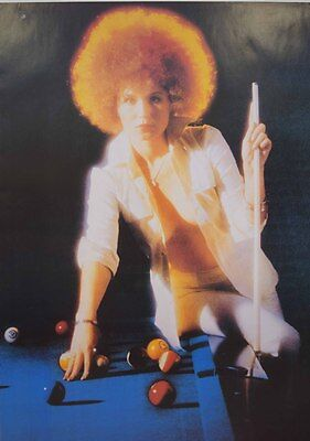 "Brand New Billiard Poster - Pool Table - Ball - Star - 23"" x 33"" - FREE SHIPPING"