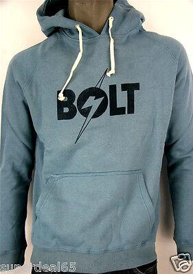 Lightning Bolt Hooded Top Provincial Blue Surfing Bolt Hoodie Surf Bolt ()