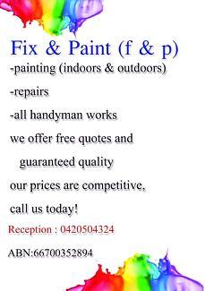 Fix & Paint (f&p)