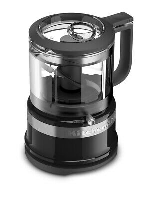 KitchenAid 3.5-Cup Mini Food Processor | Onyx Black