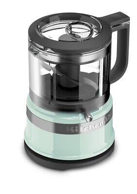 KitchenAid 3.5-Cup Mini Food Processor | Ice Blue