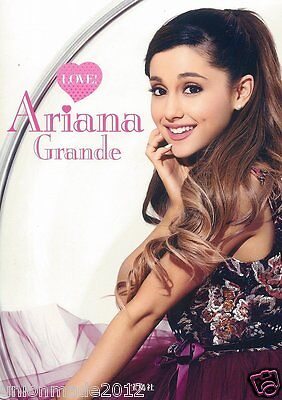 PHOTO BOOK Ariana Grande Perfect Fashion Style Lovely snap photos Free Shipping