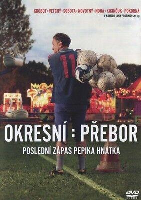 Okresni prebor - Posledni zapas Pepika Hnatka 2012 Comedy Czech DVD Engl.subt. segunda mano  Embacar hacia Argentina