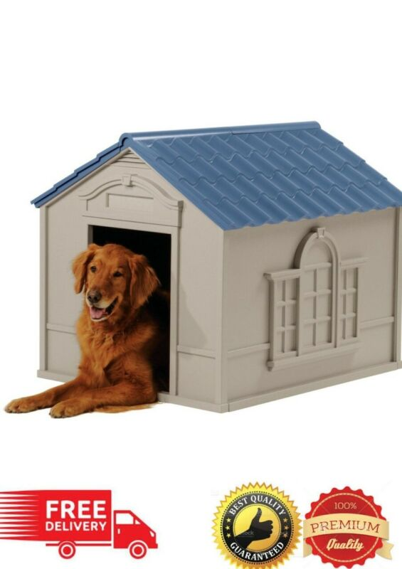 XL DOG KENNEL FOR X-LARGE 100 lbs ...