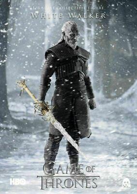 1/6 ThreeZero HBO Game of Thrones WHITE WALKER Action Figure MIB