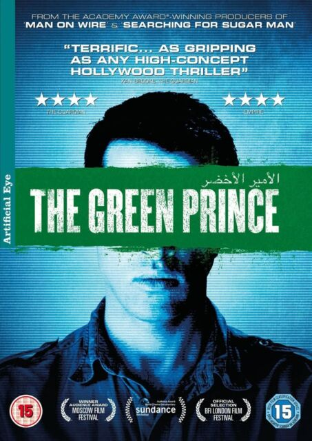 THE GREEN PRINCE - DVD - REGION 2 UK