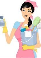 Service d'entretien ménager résidentiels et  commercial