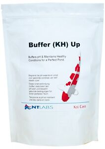 NT Labs Koi Care KH and PH Alkilinity Buffer 1.5kg For Pond Fish Koi Goldfish