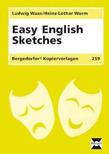 LUDWIG WAAS - EASY ENGLISH SKETCHES