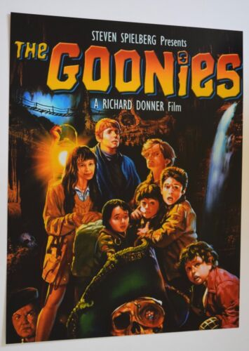 Chris Columbus Signed Autograph 11x14 Photo Poster THE GOONIES Director COA VD