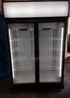 Kingloc Double Door Display Freezer Capalaba Brisbane South East Preview
