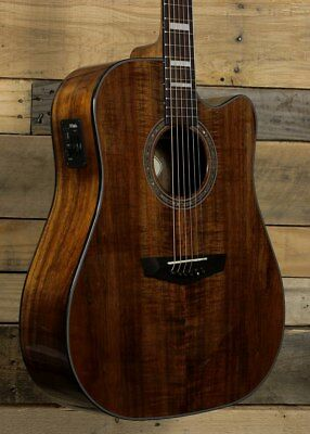 D'Angelico Premier Bowery Acoustic/Electric Guitar