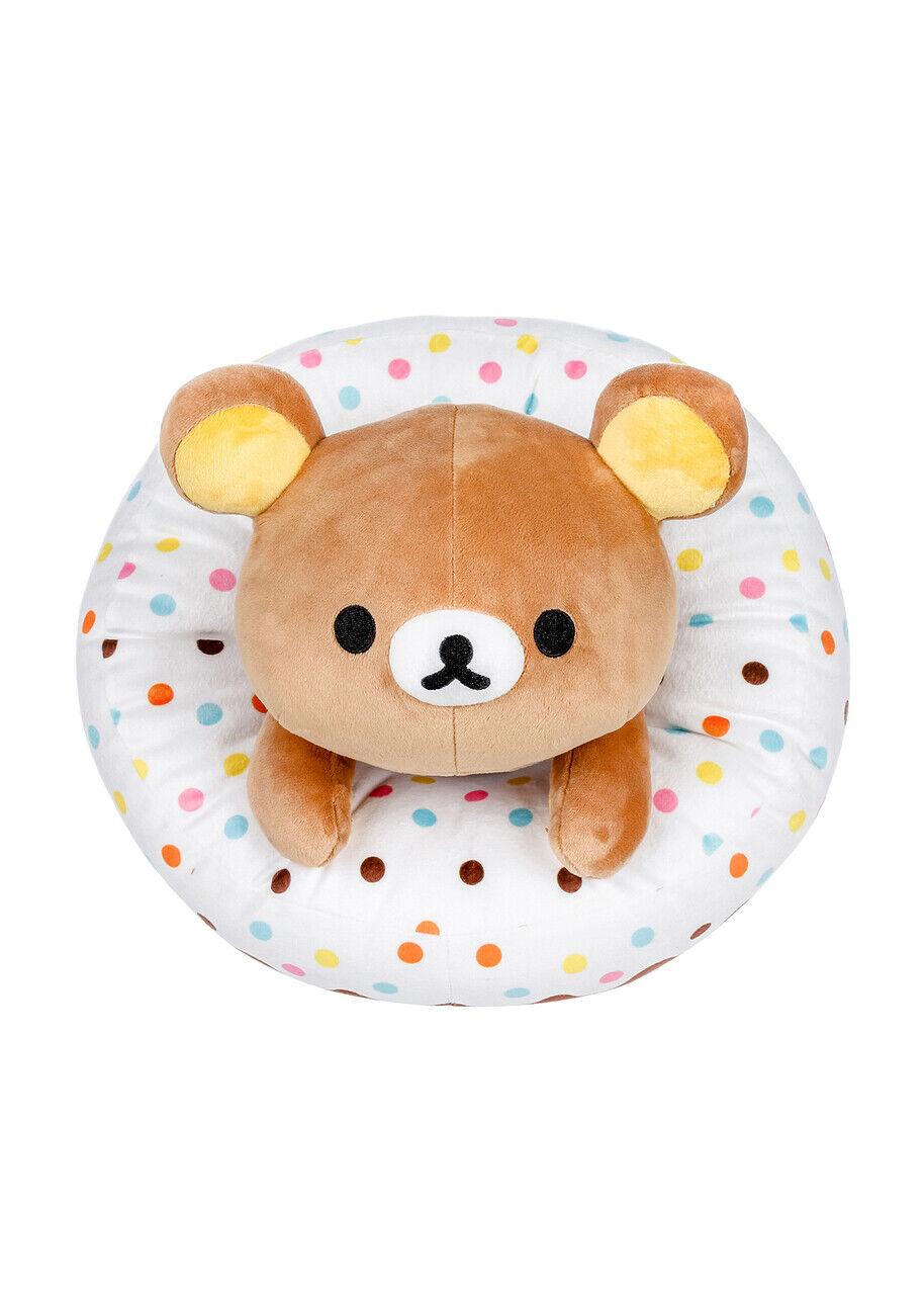 Rilakkuma Donut Plush