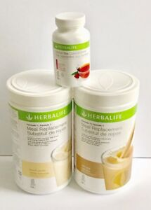 Herbalife 25% discount on most effective set