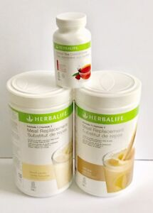 Herbalife Formula 1 set at 25% discount - weight management