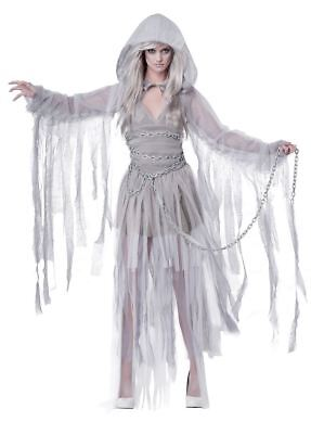 Haunting Beauty Halloween Costume Adult Womans Large 10 - 12 - Beautiful Woman Halloween Costume