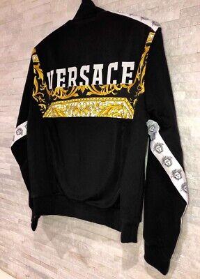Versace Baroque Chest Jacket / Tracksuit Top