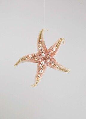 Dancing Starfish Ornament Coastal Christmas Katherine's Collection 08-785611
