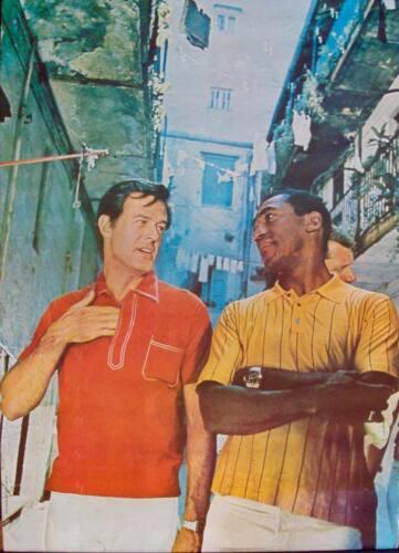 I SPY NBC Personality poster 1968 ROBERT CULP BILL COSBY 27x40