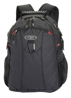 Laptop Notebook Rucksack (Rucksack Backpack für Notebook Notebookrucksack Laptoprucksack Schulrucksack)