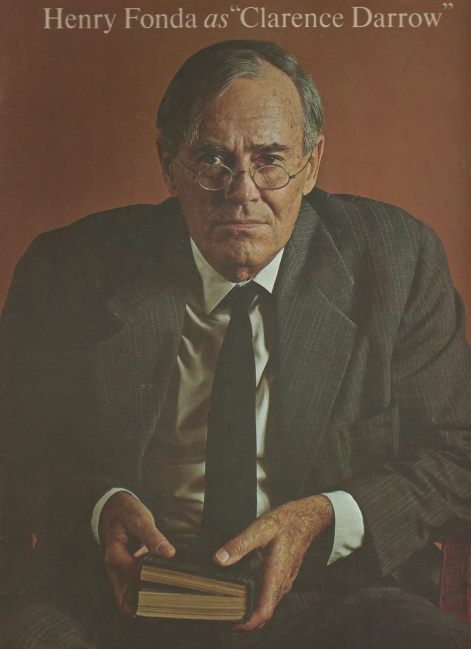 an analysis of clarence darrows review on the henry sweet case Inherit the wind character and theme analysis his case prompts a renowned fundamentalist patterned after famed lawyer and aclu member clarence darrow.