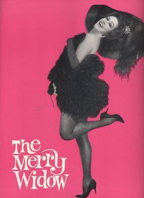 "Patrice Munsel  ""The Merry Widow""   Souvenir Program 1964  Bob Wright, Sig Arno"