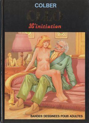 BD adultes Cléo Cléo l'initiation T1et2 International Presse Magazine