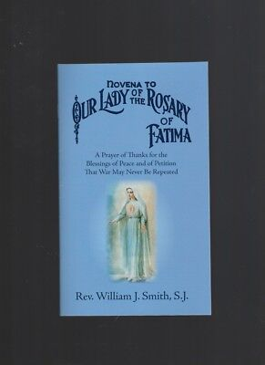 Novena To Our Lady of the Rosary of Fatima (Fatima Rosary Book)