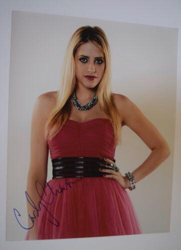 Carly Chaikin Signed Autographed 11x14 Photo MR ROBOT SUBURGATORY COA VD