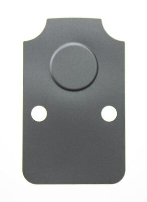 - Battle Werx Anti-Flicker Trijicon RMR Sealing Plate (Type 1 RMR Only) Stainless