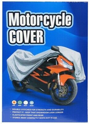 Elasticated Water Resistant Rain Cover Yamaha DT 50 Supermotard