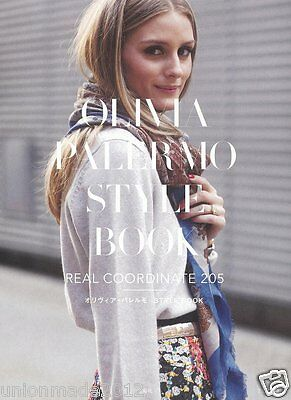 Photo Book OLIVIA PALERMO STYLE All about Olivia fashion Snap Photos NEW F/S